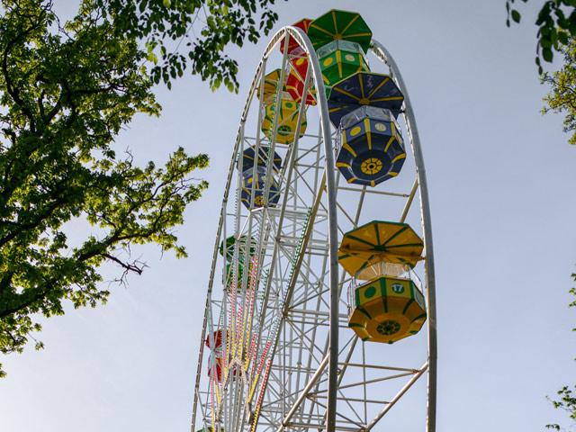 Колесо обозрения Ferris Wheel